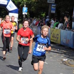 Jüri Jaansoni Kahe Silla jooks - Päär Suursild (443), Aet Udusaar (467)