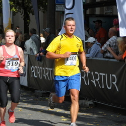 Jüri Jaansoni Kahe Silla jooks - Annely Peet (519), Gert Rahnel (1405)