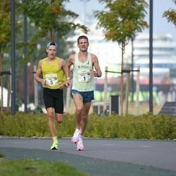 Tallinna Maraton - Tiidrek Nurme (1), Janis Viskers (5)