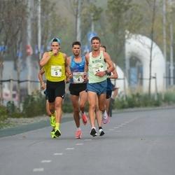 Tallinna Maraton - Tiidrek Nurme (1), Karel Hussar (4), Janis Viskers (5)