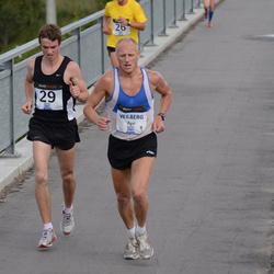 Jüri Jaansoni Kahe Silla jooks - Ago Veilberg (9), Teet Kokk (29)