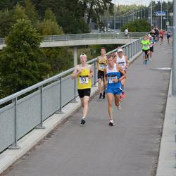 Jüri Jaansoni Kahe Silla jooks - Enari Tõnström (51), Bert Tippi (1230)