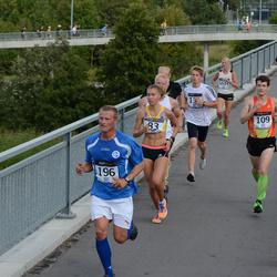 Jüri Jaansoni Kahe Silla jooks - Birgit Pihelgas (83), Jaan Õun (109), Alo Rand (196)