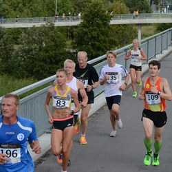 Jüri Jaansoni Kahe Silla jooks - Birgit Pihelgas (83), Jaan Õun (109)
