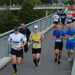 Jüri Jaansoni Kahe Silla jooks - Risto Lass (113), Karl-Louis Laasmäe (151), Bert Reila (255), Madis Rouhijainen (1103)
