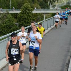 Jüri Jaansoni Kahe Silla jooks - Ago Teder (230), Ela Vulla (454)