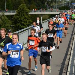 Jüri Jaansoni Kahe Silla jooks - Marko Tooming (149), Gert Saamann (249), Tristan Mooney (405), Artur Salda (1125)