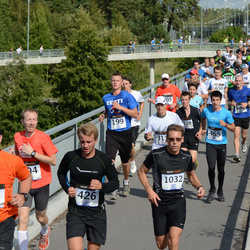 Jüri Jaansoni Kahe Silla jooks - Riho Kõiv (199), Karel Kaljuste (426), Carmine Winterstein (465), René Pere (1032)