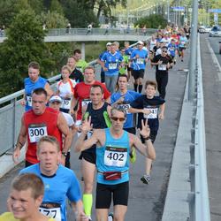 Jüri Jaansoni Kahe Silla jooks - Üllar Vill (282), Marko Visnapuu (300), Leho Laja (402)
