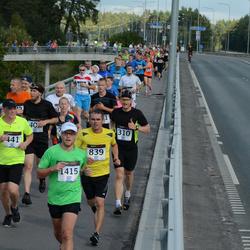 Jüri Jaansoni Kahe Silla jooks - Ailar Limmer (299), Aarne Vasarik (310), Marko Lehtsaar (441), Rauno Kurvits (839), Erko Reigo (1415)