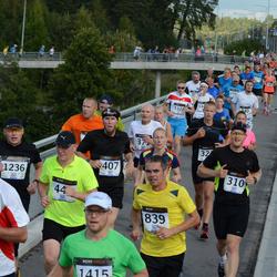 Jüri Jaansoni Kahe Silla jooks - Aarne Vasarik (310), Kain Väljaots (407), Rauno Kurvits (839), Toivo Tomingas (1236)