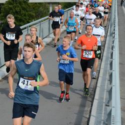 Jüri Jaansoni Kahe Silla jooks - Cardo Kambla (775), Jaan Mandriks (926)