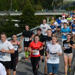 Jüri Jaansoni Kahe Silla jooks - Evelin Pellenen (352), Anto Merisaar (409), Arno Sibul (1152), Karl Randmaa (1353)