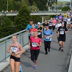 Jüri Jaansoni Kahe Silla jooks - Anastasia Gerassimova (375), Marko Kontus (813), Marja-Liisa Alliksoo (1404)