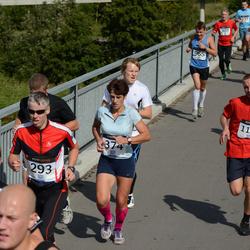 Jüri Jaansoni Kahe Silla jooks - Priit Eenraid (293), Marina Järve (374), Aleksandr Zurbi (1188)