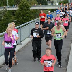 Jüri Jaansoni Kahe Silla jooks - Marten Karjus (324), Aare Jõumees (609), Kadri Pulst (1052)