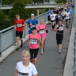 Jüri Jaansoni Kahe Silla jooks - Andri Kaaremäe (626), Heivi Pajula (628), Heli Eerik (683), Agnes Sepa (1145)
