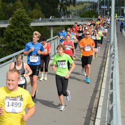 Jüri Jaansoni Kahe Silla jooks - Timo Treit (1247), Andreas Tulver (1251), Andre Alttoa (1563)