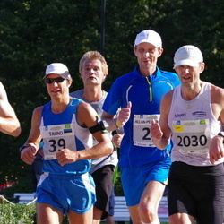 SEB Tallinn Marathon - Tauno Hang (39), Alar Savastver (2030)
