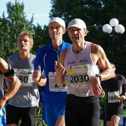 SEB Tallinn Marathon - Tauno Hang (39), Hanno Sirel (80), Alar Savastver (2030)