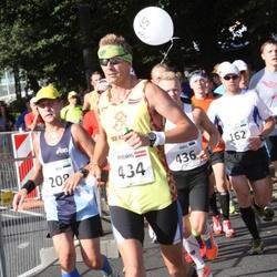 SEB Tallinna Maraton - Ivo Volt (208), Andris Leja (434)