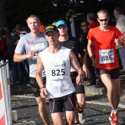 SEB Tallinna Maraton - Aadu Ojaste (825), Marko Teder (886)