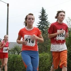 26. Paide-Türi Rahvajooks - Anni Adamson (614), Siim Uusküla (1536)