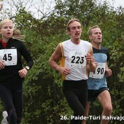 26. Paide-Türi Rahvajooks - Egle Uljas (45), Arnold Laasu (190), Lauri Luik (223)