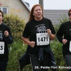 26. Paide-Türi Rahvajooks - Anneli Kenk (842), Arnika Tegelmann (1471), Katrin Vreimann (1603)