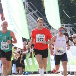 SEB Tallinna Maraton - Tanel Leisalu (972), Zeijts Herbert Van (1786), Andre Abner (2032)