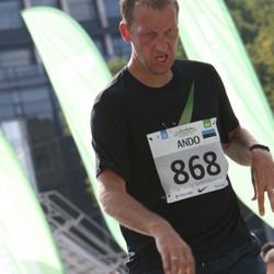 SEB Tallinna Maraton - Ando Meerbach (868)