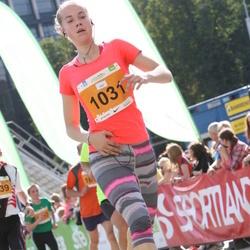 SEB Tallinna Maraton - Brita Paula Põder (1031)