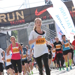 SEB Tallinna Maraton - Mairi Zernand (3123), Andra Ainsaar (6538)