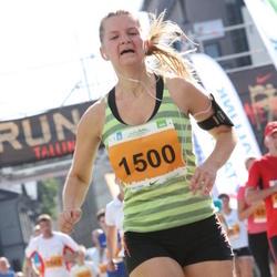 SEB Tallinna Maraton - Agnese Skunstina (1500)
