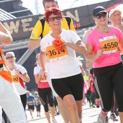 SEB Tallinna Maraton - Agne Roosileht (3614), Klarika Tänak (4550)