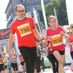 SEB Tallinna Maraton - Andi Piliste (750), Triinu Piliste (2632)