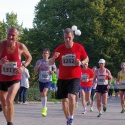 SEB Tallinna Maraton - Olavi Loo (322), Maarek Pajur (961), Jukka Lääveri (1252), Anatoli Dren (1315), Erik Hamren (2051), Ruslan Opritz (2065)