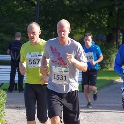 SEB Tallinna Maraton - Kalvo Kotkas (567), Aare Tuulik (801), Jaan Niitsoo (1531)