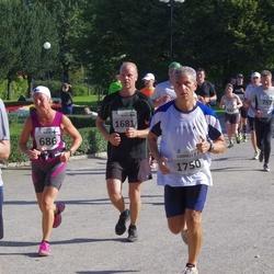 SEB Tallinna Maraton - Arja Pirhonen (686), Rainer Kukkola (757), Priit Veering (774), Juha Tuovinen (1681), Gabriele Cesare Nava (1750)
