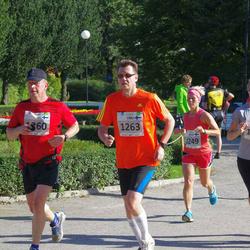 SEB Tallinna Maraton - Irina Silander (1249), Ari Kivimaa (1260), Timo Perälä (1263)