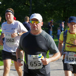 SEB Tallinna Maraton - Mati Ruul (653), Arnis Malbergs (1521), Janne Niemi (2062)