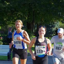 SEB Tallinna Maraton - Jan Anderson (882), Saskia Undusk (1133), Ann-Louise Ljung (1678)