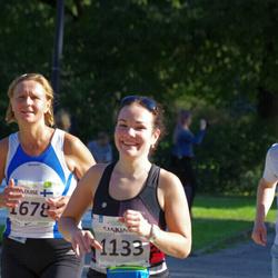 SEB Tallinna Maraton - Saskia Undusk (1133), Ann-Louise Ljung (1678)