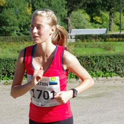 SEB Tallinn Marathon - Katrin Väärtnõu (1701)