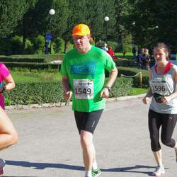 SEB Tallinna Maraton - Arto Suninen (1549)