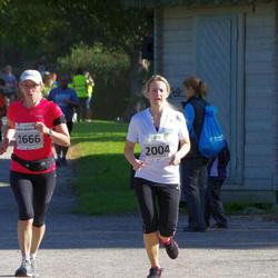 SEB Tallinna Maraton - Anna-Maija Koskela (1666), Kristina Rüütel (2004)