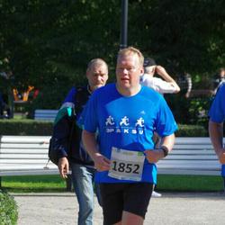 SEB Tallinna Maraton - Aadi Remmik (1852)