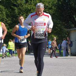 SEB Tallinna Maraton - Karl-Gustav Nagel (211), Arttu Sadeharju (1602)