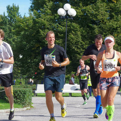 SEB Tallinna Maraton - Joonas Kättö (688), Ando Meerbach (868), Maarja Tulik (1964)