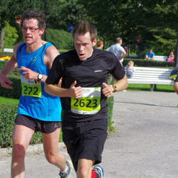 SEB Tallinna Maraton - Bert Teugels (272), Mikko Tepponen (2623)